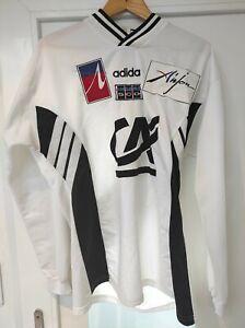 Ancien maillot SCO Angers, N° 7, taille XL, Porté ?