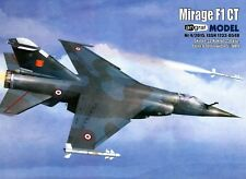 1:33 French fighter/bomber Mirage F1CT  paper model