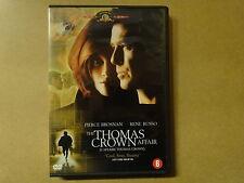 DVD / THE THOMAS CROWN AFFAIR ( PIERCE BROSNAN, RENE RUSSO )