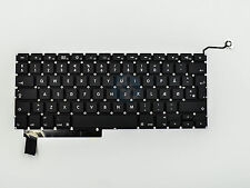 "NEW Danish Keyboard for MacBook Pro 15"" A1286 2009 2010 2011"