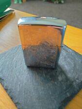 Zippo Petrol Lighter. Vintage