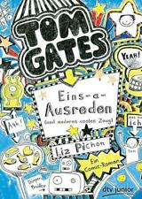 Tom Gates 02. Eins-a-Ausreden (und anderes cooles Zeug) von Liz Pichon (2014, Taschenbuch)