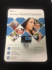Keychain Alcohol Detector