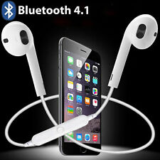 Wireless Headset Bluetooth Headphones For Apple iPhone Android