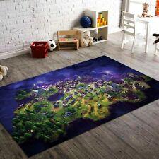 Rug for living room- Fortnite 11Non-Slip Floor Carpet,Teen's Carpet ,The US D...