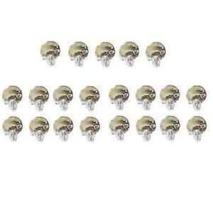 Fits: Mercedes R129 W140 Set of 21 Instrument Panel Light Bulb Osram 62111391260