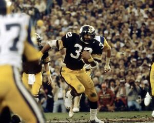 DM563 Franco Harris Pittsburgh Steelers Rush Football 8x10 11x14 16x20 Photo