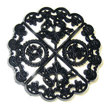 Patchwork Cutters BRODERIE ANGLAISE 'A' Sugarcraft Cake Decorating