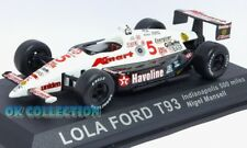 1:43 LOLA FORD T93 - Indianapolis 500 miles - Nigel Mansell (25)
