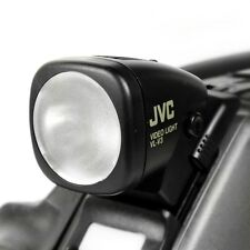 Vintage JVC Video Light VL-V3 for 1990s JVC VHS-C Camcorders