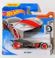 Hot Wheels 2017 Super Chromes Sky Dome #13 Short Card #1 of 10