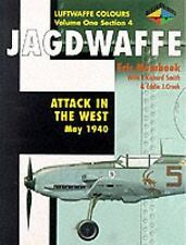 JAGDWAFFE VOLUME 1 - PART 4 ATTACK IN WEST MAY 1940 LUFTWAFFE By Mombeek NEW