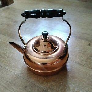Vintage Copper Colour Teapot, Elpec,  made in England