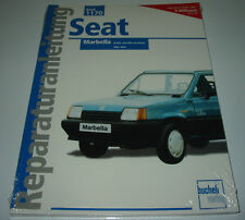 Reparaturanleitung Seat Marbella 850 / 900 ccm³ Motor Baujahr 1986 - 1994 NEU!