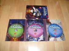 3X3 EYES 3X3 OJOS SERIE DE ANIME COMPLETA EN DVD CON 3 DISCOS Y 7 EPISODIOS