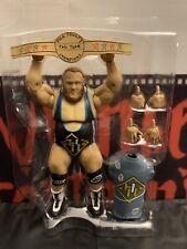 WWE Elite Series 76 Otis Heavy Machinery Wrestling Figure Lot NEW NXT