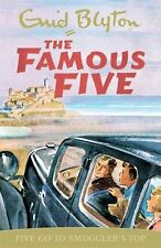 Five Go to Smuggler's Top (Famous Five), Enid Blyton | Paperback Book | 97803406