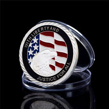 911 World Trade Center Building Silver-Plated Commemorative Coin Collection HEV