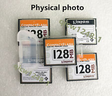 Kingston CF 128MB  CompactFlash  Card  Digital Memory Card 1pc