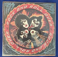 Kiss Rare Rock And Roll Over Taiwan LP 33 JS-5153