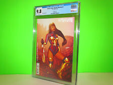 Future State Wonder Woman 1 Jenny Frison Variant . First Yara Flor CGC 9.8