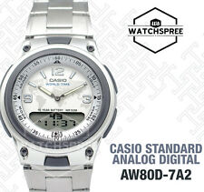 Casio Analog Digital AW80D-7A2