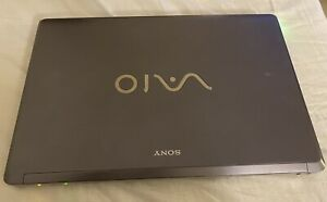 "Sony Vaio VGN-FW21L 16.4"" High Spec Laptop Built In Blu Ray Player"