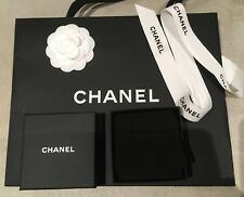 Authentic, New Chanel Brooch, Receipt +box+ribbon+camellia +shopping bag