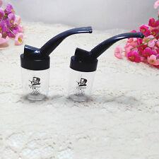 Water Smoking Reusable Pipe Reduce Tar Smoke Cigarette Filter Holder Gift