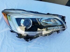 2015-2017 Subaru Legacy Outback Right Passenger Side  Headlight OEM