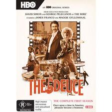 The Deuce: Season 1 NEW DVD (Region 4 Australia)