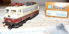 S65  Roco  04138S E LOK BR 112 504-6 DB Rheinpfeil / Rheingold