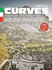 Curves: Northern Italy: Lombardy, South Tyrol, Veneto (English and German Editio