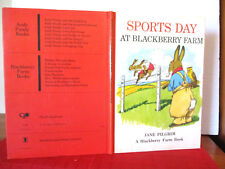 SPORTS DAY AT BLACKBERRY FARM HC Jane Pilgrim, F Stocks May PICTURE STORY BOOK