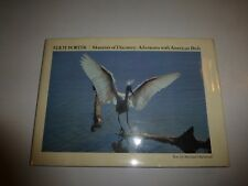 Eliot Porter Moments Of Discovery,Adventures With American Birds Dutton 1977 Os
