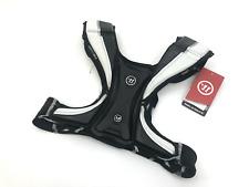 Warrior Rabil Ultralyte Shoulder Pad Liner, Black/Silver Size - Medium #4225