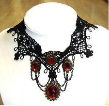 Steampunk Modeschmuck-Halsketten für Damen