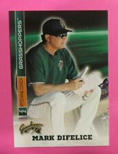2017 Choice, Greensboro Grasshoppers, Pitching Coach - MARK DIFELICE