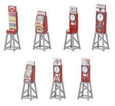 Faller H0 180946 7 Kirmesautomaten 7 Funfair slot Máquinas