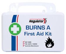 Flametech Premium Burns First Aid Kit (A) Weather & Dust Resistant Hard Case