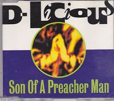D Licious-Son Of A Preacher Man cd maxi single