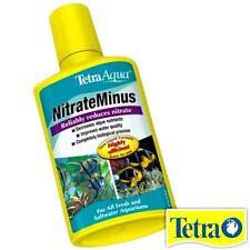 Tetra Nitrate Minus 100ml 250ml 500ml Aquarium Fish Tank NO3 Remover Algae