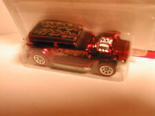 Hotwheels classics series 3 #15 Double Demon red (the demon)