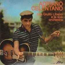 ADRIANO CELENTANO con Giulio Libano orch. LP Beat