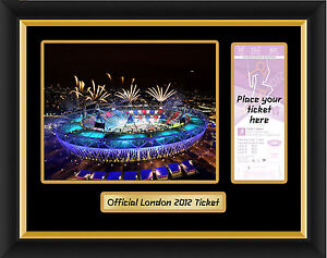 London 2012 Olympics Display Photo Frame Complete Range Of 8 Designs