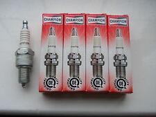 Four RN7YCC4 Spark Plugs Nissan Micra 1.0 Turbo, Mitsubishi Pajero Shogun Turbo