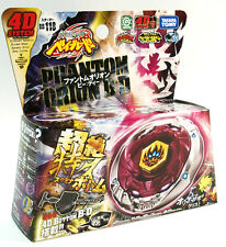 TAKARA TOMY JAPAN BEYBLADE BB-118 4D Phantom Orion B:D+Launcher METAL FUSION