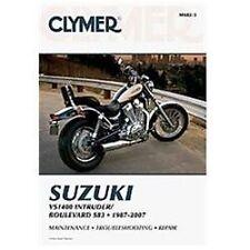 1987-2007 Suzuki Intruder VS1400 Intruder Boulevard S83 Clymer Manual M4823
