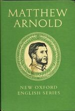 Matthew Arnold: Selected Poems and Rose #BN4981