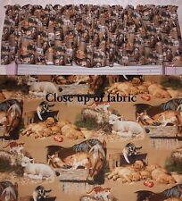 New Farm Animals  Valances Curtain Window Cover